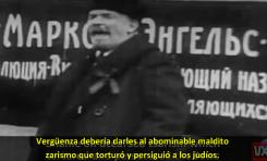 Discurso de Lenin sobre el Antisemitismo