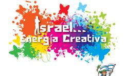 """""""Energia Creativa"""" – Libro de bolsillo en honor a los 65 años del Estado de Israel"""