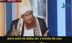 """Clérigo yemeni: """"Comenzó una nueva Era Glaciar en Europa y Estados Unidos y por eso quieren ocupar el mundo árabe"""""""