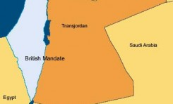 La historia de Israel en mapas (MRE Israel)