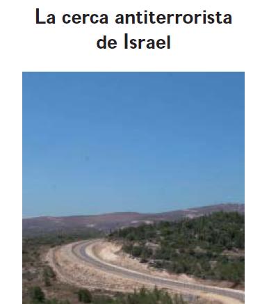 La Valla de Seguridad (MRE Israel)
