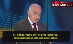 Magnate palestino - Israel tiene un plan de 300 años para expandirse desde el Nilo hasta el Éufrates