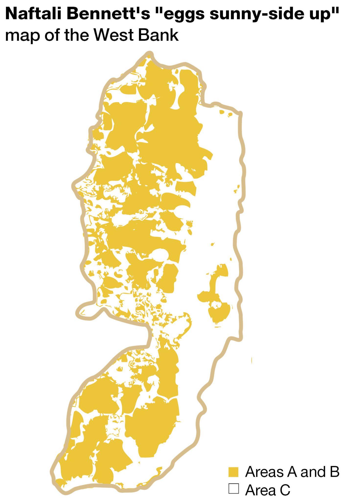 Mapa Bennet