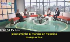 """Presentadores de la TV Palestina: """"Somos los únicos que festejamos el martirio"""""""