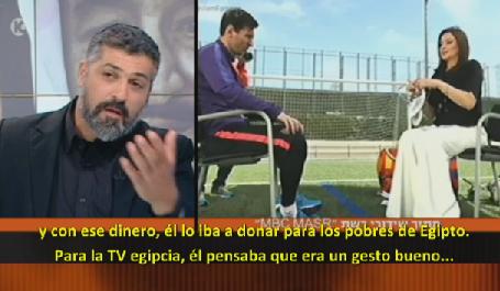 ¡Vean cómo insultan a Messi (y a Argentina) tras querer ayudar a los pobres de Egipto!
