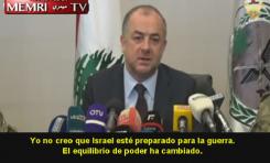 """Ministro de Defensa Libanés: """"El aeropuerto de Israel y las plantas petroleras serán atacadas"""""""