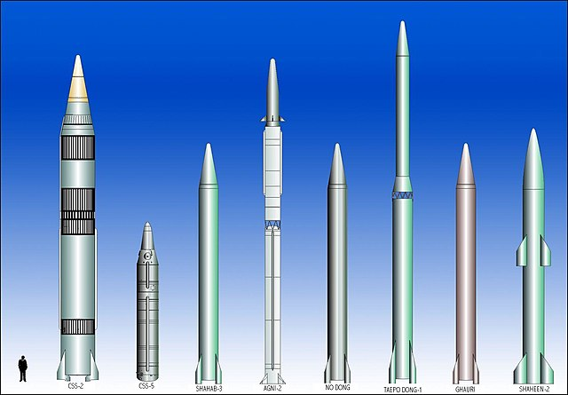 Embalándonos hacia una carrera armamentista de misiles nucleares y balísticos en el Medio Oriente – Por Dr. James M. Dorsey
