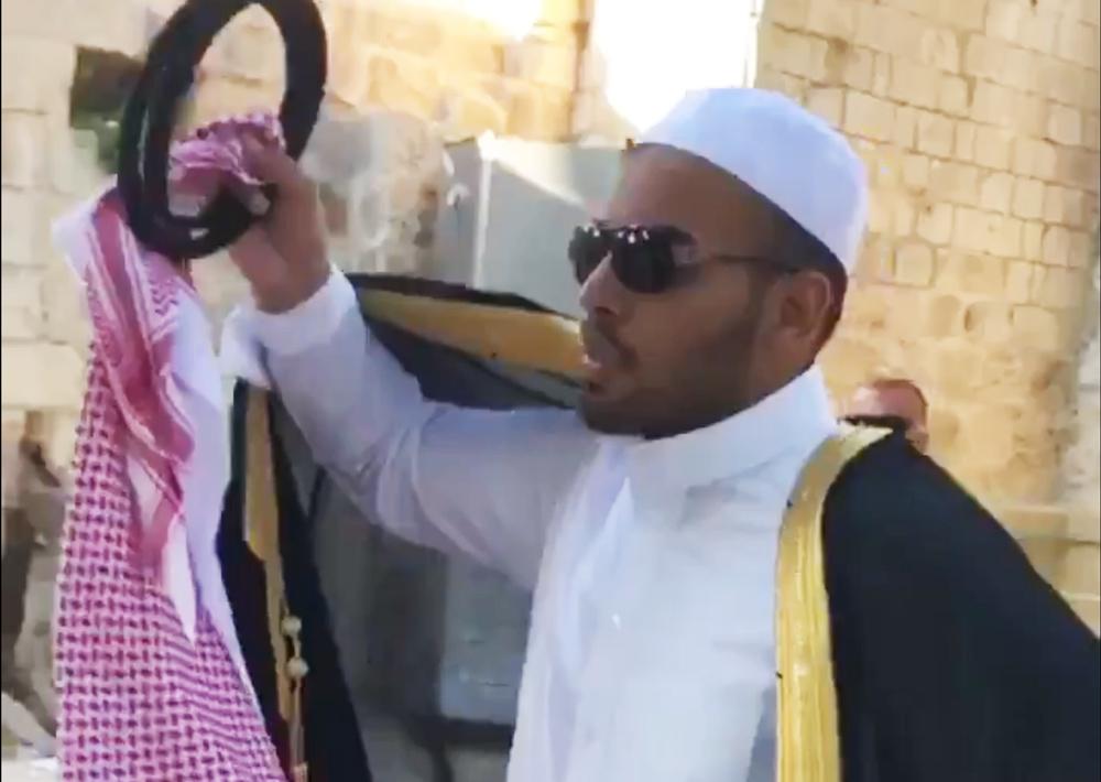 ¿Por qué un saudí fue atacado por los palestinos?- Por Khaled Abu Toameh (Gatestone Institute)