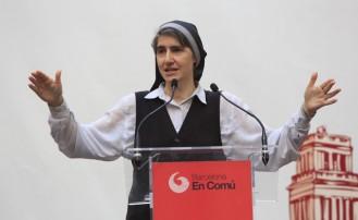 Monja Teresa Forcades Vila (España): 7 Mentiras y 1 Frase Antisemita en 8 minutos