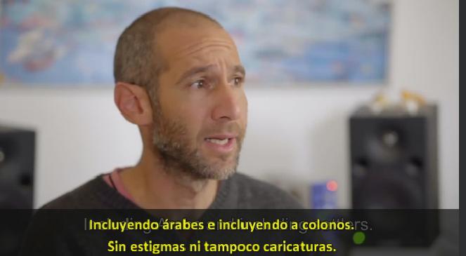 Este músico está conectando a árabes e israelíes… ¿Lo conoces?