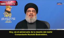 """Secretario General de Hezbollah Hassan Nasrallah: """"Nosotros podemos invadir Galilea"""""""