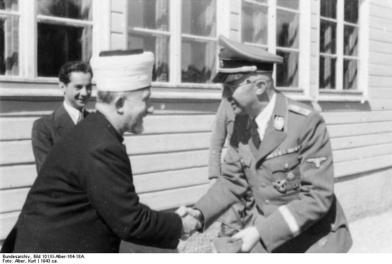 Aclarando los hechos: Hajj Amin y los Nazis – Por Coronel. (Ret.) Dr. Eran Lerman