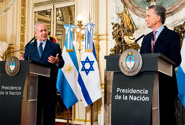 Israel y América Latina: Es complicado – Por Emmanuel Navon (Time of Israel)
