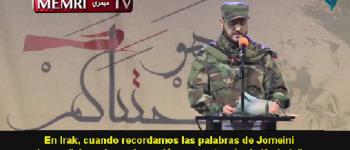 """Líder de milicia chiita iraquí: """"Convertiremos Tel Aviv y Haifa en desiertos"""""""