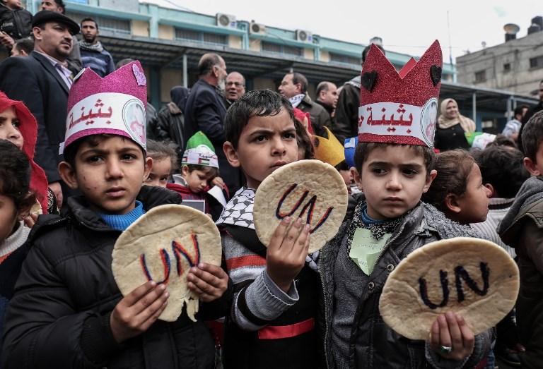 Los refugiados palestinos: Hechos, cifras e importancia – Israela Oron (INSS)