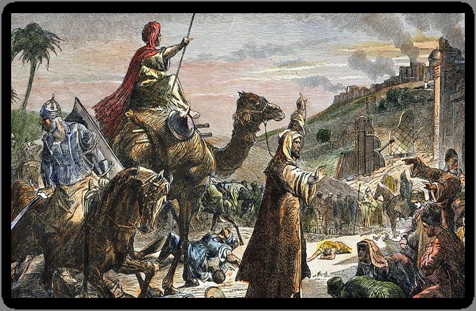 """Los palestinos son los verdaderos """"Colonos"""" – Por Dr. Alex Joffe (BESA)"""