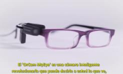 """Tecnología Israelí """"fulmina"""" la incapacidad visual - Orcam"""