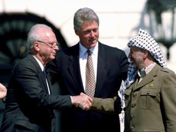 20 años del acuerdo de Oslo: La mayoría de la población se ha desencantado