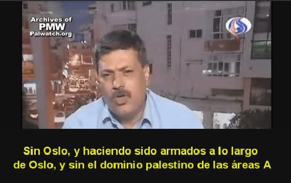 """Ziyad Abu Ein, Viceministro de la Autoridad Palestina: """"Sin Oslo no podríamos armarnos"""""""