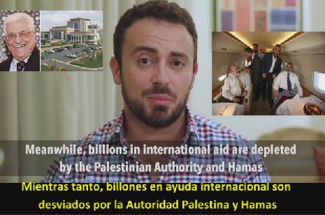 """Refugiado palestino: """"A los palestinos les quitaron la ciudadanía en países árabes por presión de la OLP"""""""