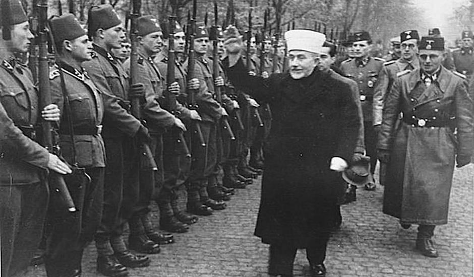 La conexión palestina con los nazis – Por Wolfgang G. Schwanitz