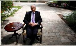 """El """"Plan Secreto"""" de Shimón Peres para una solución de Dos Estados – Por Uri Savir (Al.Monitor)"""