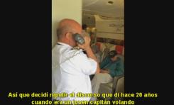 """Un piloto israelí de El-Al en """"territorio polaco"""" sorprende a los pasajeros"""