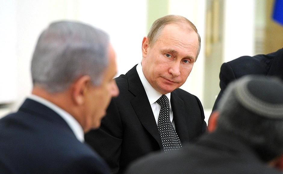 ¿Por qué Rusia necesita de Israel? – Por Prof. Hillel Frisch (BESA)