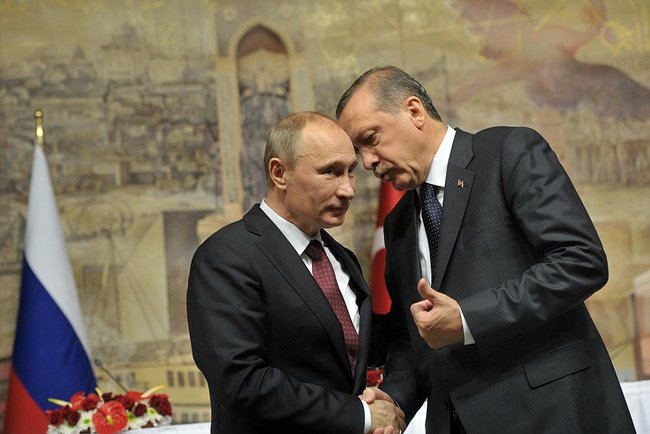 La fragilidad de las alianzas en el Medio Oriente – Por Dr. James M. Dorsey