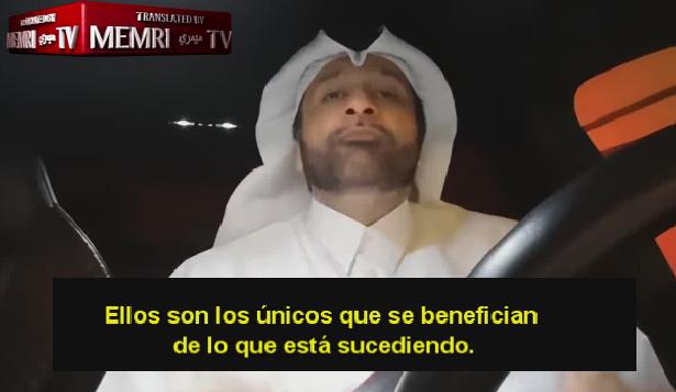 Sociólogo Qatarí culpa a judíos por la masacre de Nueva Zelanda con verborrea antisemita