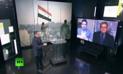 ¿Qué sucede cuando Ben-Tasgal debate con un iraní en la TV Rusa?