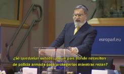 """Disertación del Rabino Lord Jonathan Sacks: """"El Virus Mutante - Entendiendo el Antisemitismo"""""""