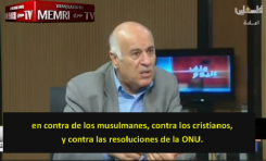 """Posible heredero de Mahmud Abbas… Gibril Rajoub: """"Trump es un 'lunático' y un fascista"""""""