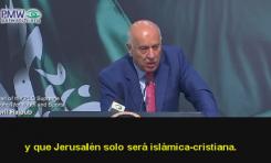 """Gibril Rajoub – """"Le decimos a los """"fascistas y nazis"""" (Israel) que Jerusalén es nuestra, islámica-cristiana"""""""