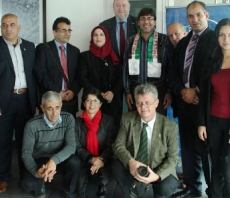 Municipio Recoleta (Chile): 4 Afirmaciones antisemitas y 12 mentiras en 4 minutos