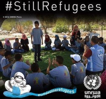 ¿Cómo despolitizar la condición del refugiado palestino? – Por Clifford Smith