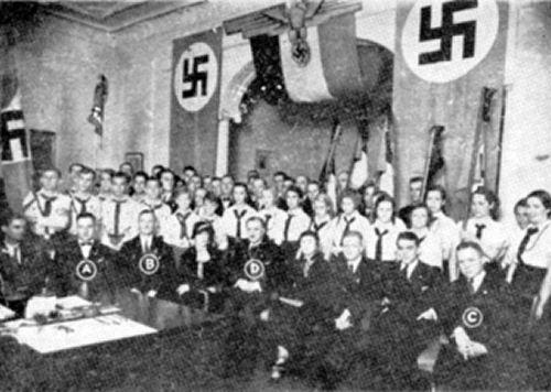 Reunión-nazi-en-México