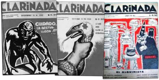 Revista Clarinada - 2
