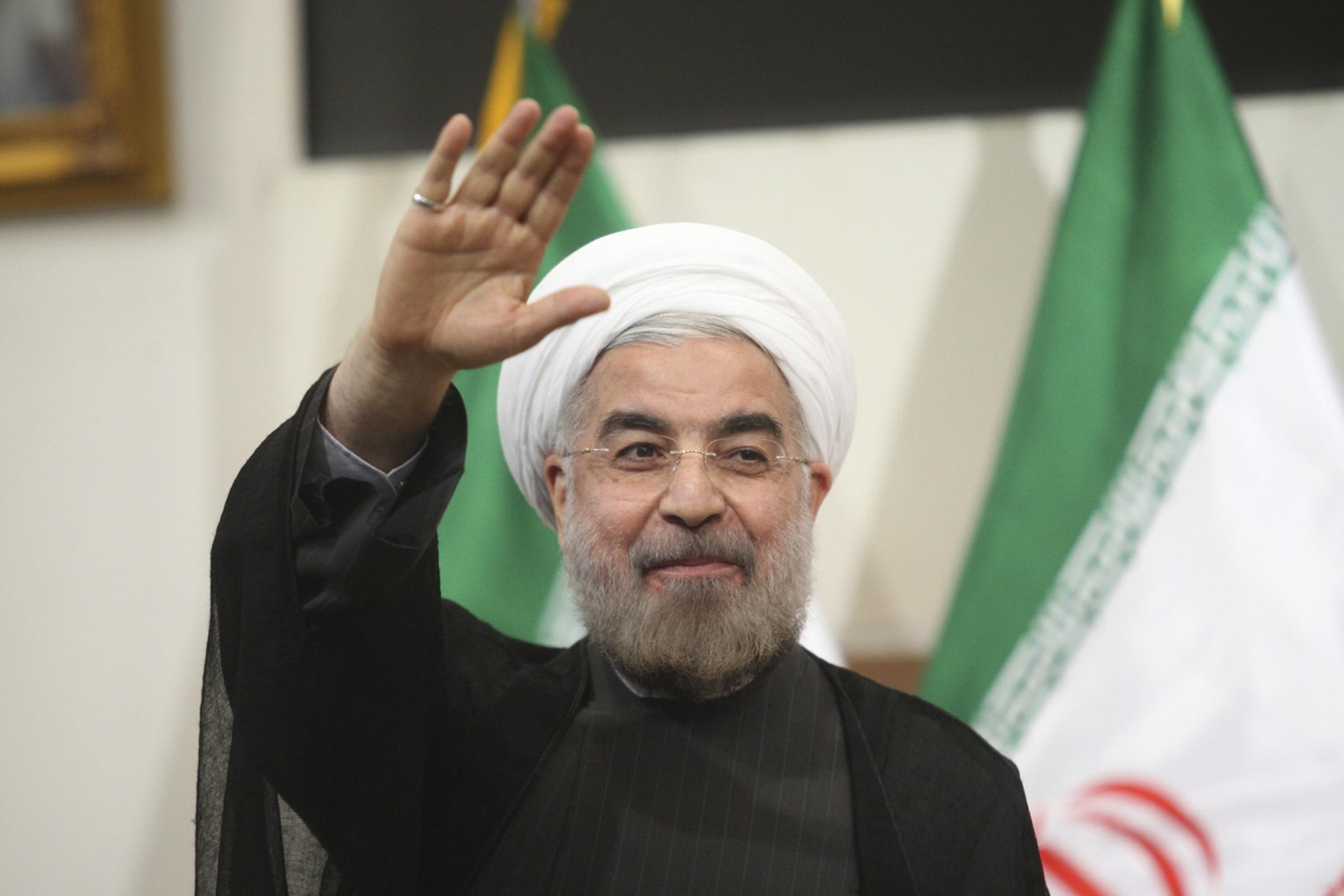 """Discurso del Presidente iraní Rohani tras la firma del acuerdo nuclear: """"Las superpotencias han reconocido a un Irán con capacidad nuclear"""""""