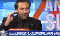 Excelente entrevista al cirujano israelí Alejandro Roisentul que cura heridos sirios