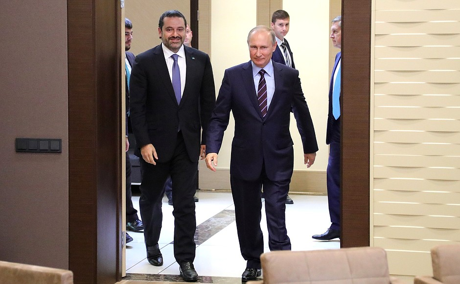 La naciente alianza Rusia-Líbano e Israel – Por Emil Avdaliani