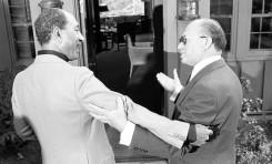 Sadat y Beguin - Los Pacifistas - Por Dr. Martin Kramer