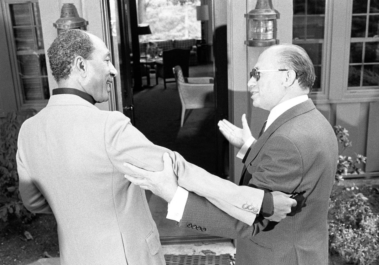 Sadat y Beguin – Los Pacifistas – Por Dr. Martin Kramer