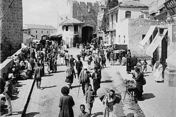 """La población árabe y judía en """"Palestina"""" durante el Imperio Otomano y el Mandato Británico – Consideraciones Estadísticas y Demográficas – Por MidEast Web"""
