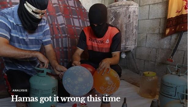 Hamás esta vez se equivoca – Por Yoav Limor (Israel Hayom)