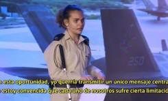 La Subteniente Ori Shalmón de la Fuerza Aérea Israelí – Un orgullo para nuestro país