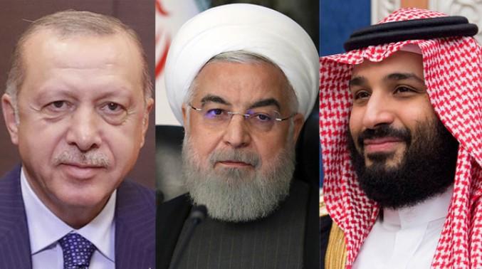 """Coaliciones regionales, sin la influencia de los poderes: Haciendo orden en el """"Nuevo Oriente Medio"""" – Ron Ben Yshai (Ynet)"""