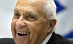 Ariel Sharon: Siempre fuerte y decisivo, y con el brillo en sus ojos