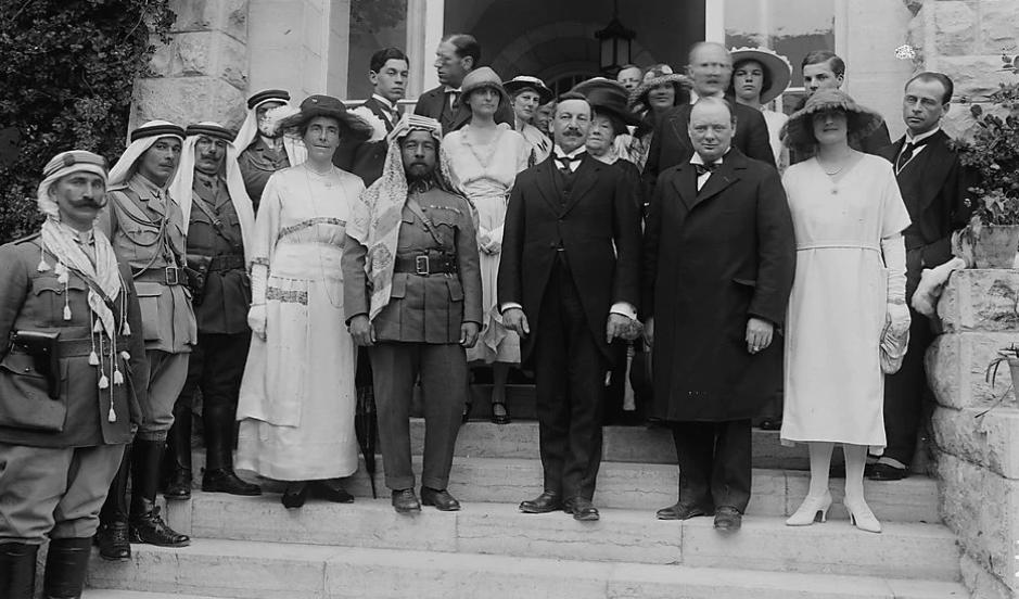 Cien años tarde: Se reveló el protocolo de la reunión entre el Rey de Jordania y el liderazgo del Yishuv (Comunidad judía pre-independencia) – Por Nir (Shoko) Cohen (Yediot Ajaronot)