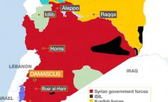 El futuro de Siria oriental y el interés israelí - Por Jonathan Spyer (Jerusalem Post)